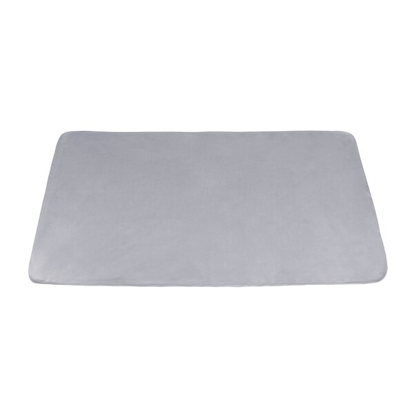 Terry and PU 100% Water Proof Toddler Mattress Pad by KidiComfort